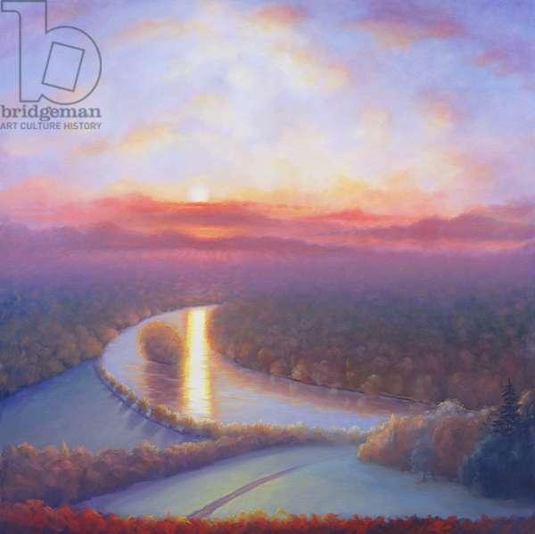 Petersham, 2007 (oil on canvas)