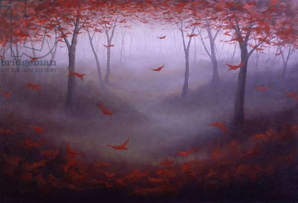 Mystical, 2006 (oil on canvas)