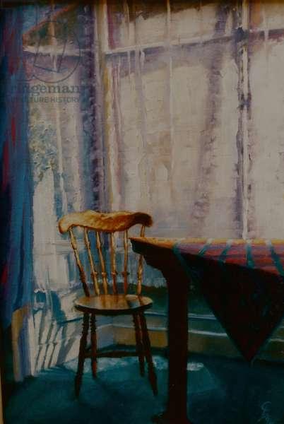 Absence, 2000 (oil on panel)