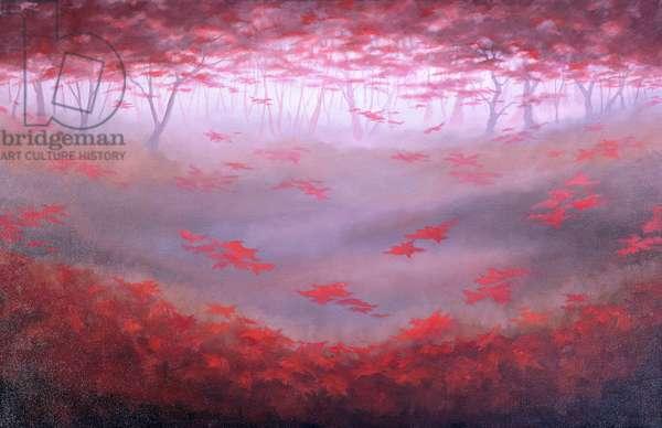 Phantasy, 2005 (oil on canvas)