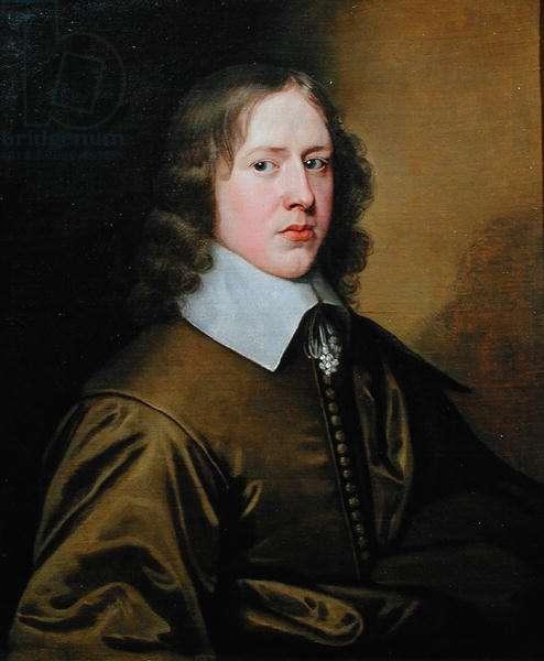 Brian Fairfax (1633-1711) the Elder (oil on canvas)