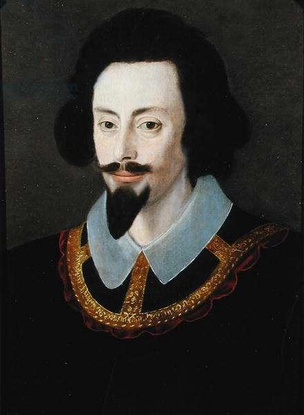 Sir Thomas Fairfax (d.1600) (oil on panel)