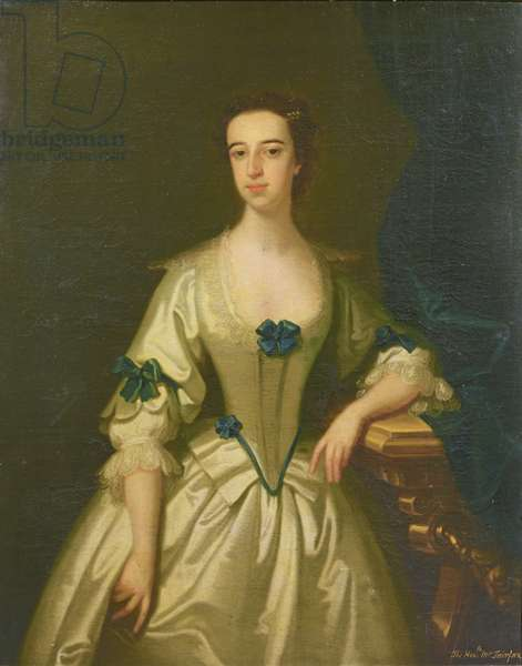 Dorothy (d.1750) (oil on canvas)