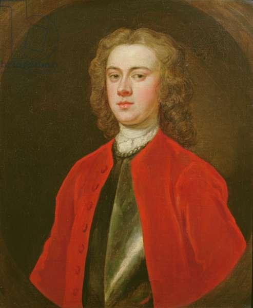 Robert Fairfax (1706-93) 7th Lord Fairfax (oil on canvas)