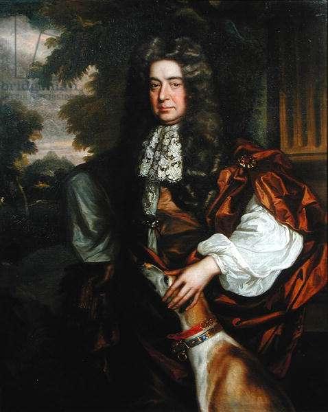 Mr Brand, 1671 (oil on canvas)