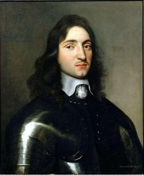 Thomas (1612-71) 3rd Lord Fairfax (oil on canvas)