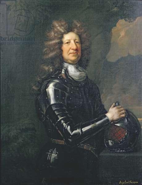 Major General Thomas Fairfax (1633-1715) (oil on canvas)