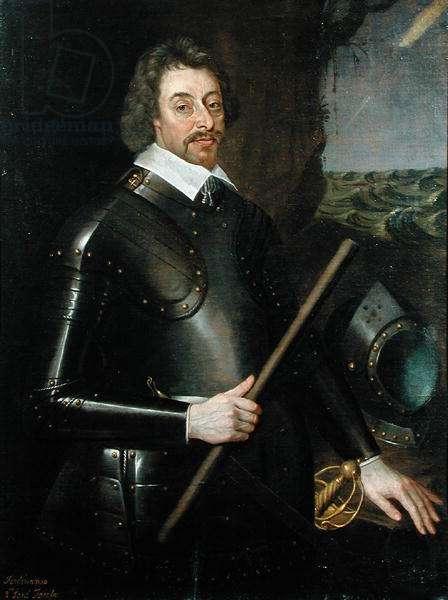 Ferdinando (1584-1647) 2nd Lord Fairfax (oil on canvas)