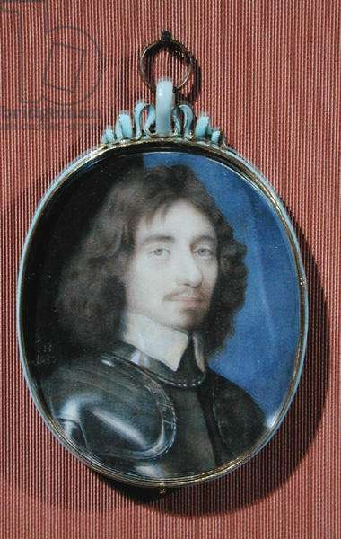 Thomas (1612-71) 3rd Lord Fairfax, 1650 (oil on canvas)