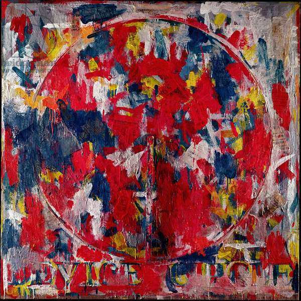 Device Circle, 1959 (oil on canvas)