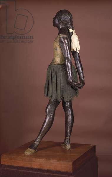 Ballet Dancer, dressed (bronze)