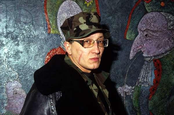 Mikhail Chemiakine