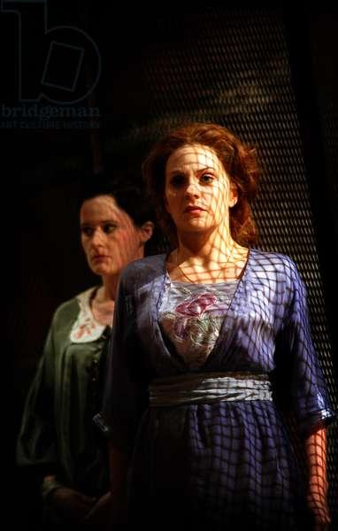 Anne Sophie Duprels as Katya and Patricia Orr