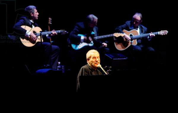 Paolo Conte at the Royal Albert Hall, London, 2010