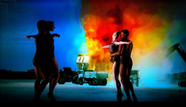 Live Fire Exercise by Wayne McGregor