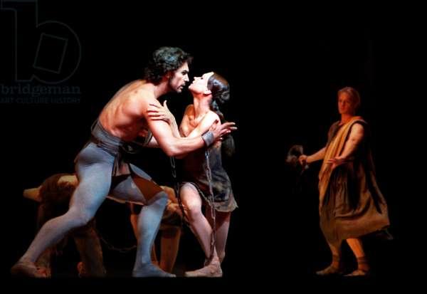 Spartacus by Bolshoi Ballet