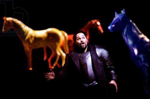 Royal Opera 's production of Robert le Diable, 2012