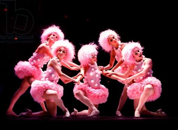 Nutcracker! Ballet production  by Matthew Bourne