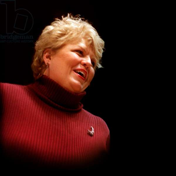 Christine Brewer - performing Strauss' Four Last Songs