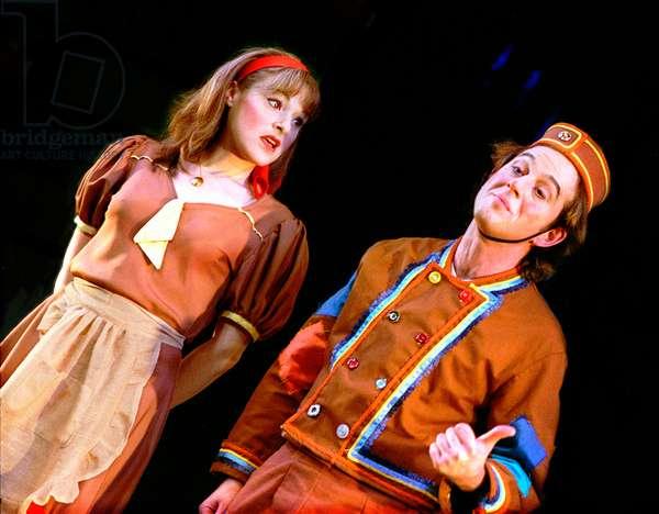 Cinderella - a Hackney