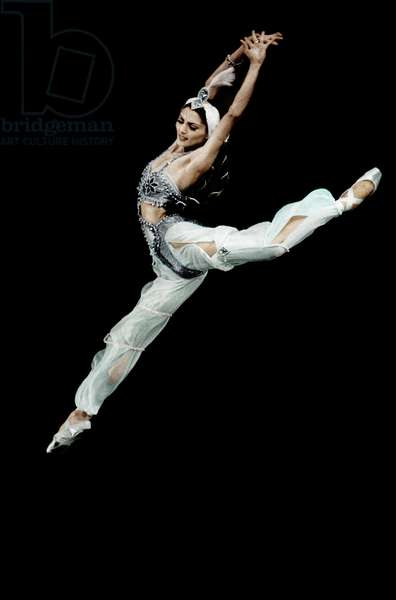 Altynai Asylmuratova in 'Scheherazade' with the Kirov Ballet (photo)