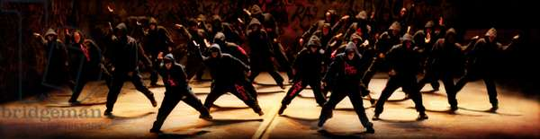 PIED PIPER   1   HIP-HOP AT BARBICAN      LAURIE LEWIS