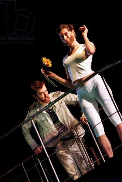 'Coronation of Poppea' -