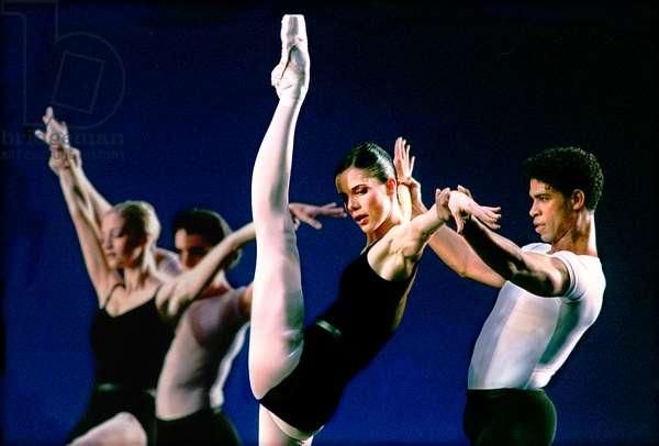 George Balanchine 's ballet