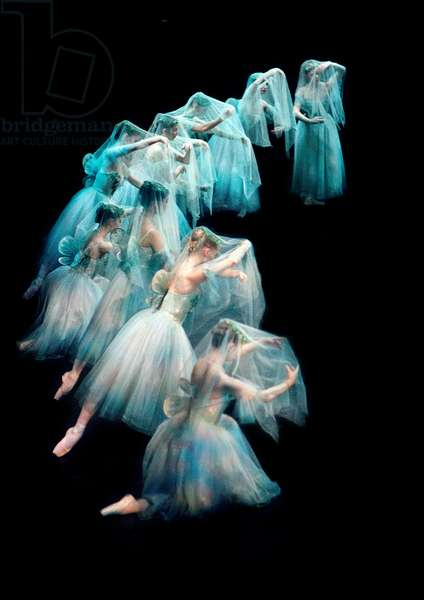 'Giselle' romantic ballet with