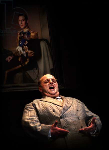 Christopher Purves as Falstaff
