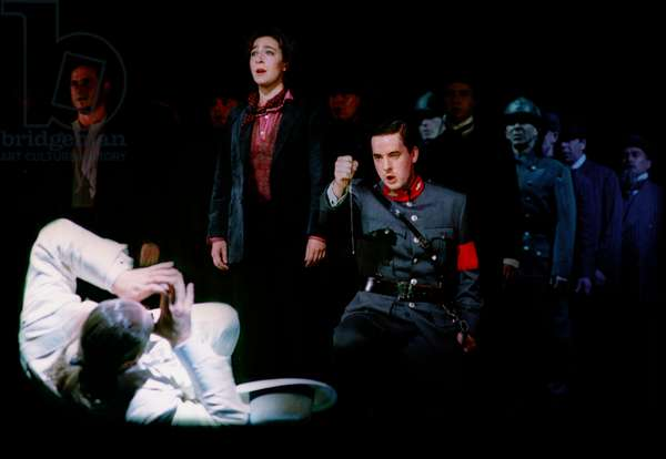 Charles Gounod's Faust, new porduction by English National Opera