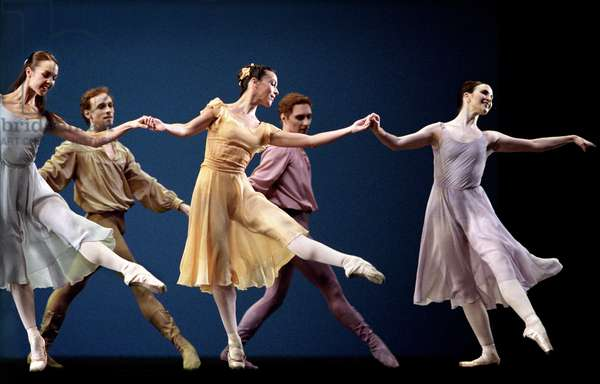 'Dances At A Gathering'