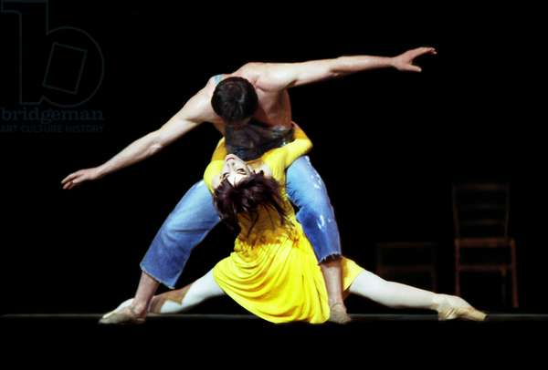 English National Ballet in 'Ecstasy and Death'