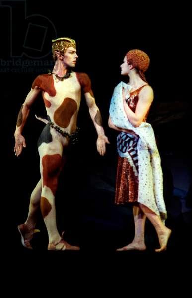 L'Après - Midi d'un Faune - ballet