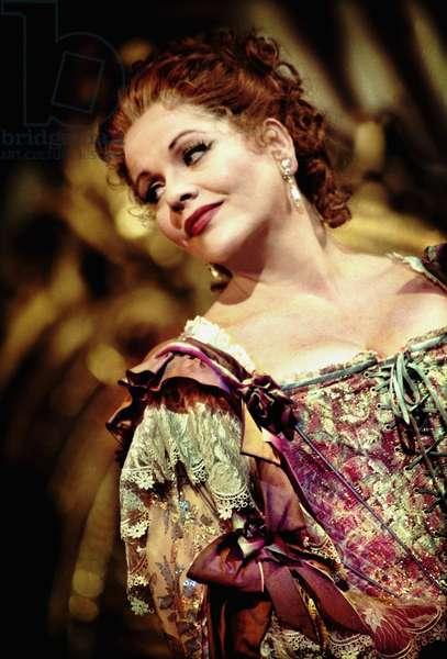 Renée Fleming in 'Der Rosenkavalier' (photo)