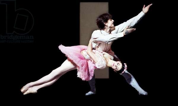Coppelia - Sergei Polunin as Franz and Kristina