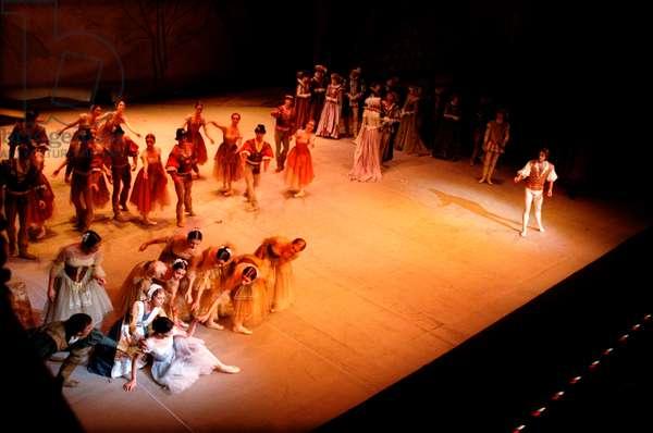 Giselle, production by Bolshoi Ballet