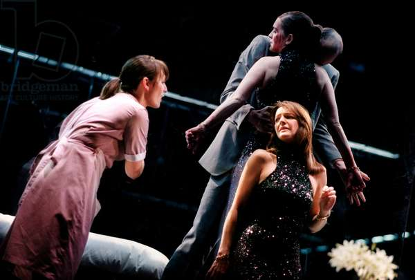 Monteverdi's Return of Ulysses - ENO / Young Vic