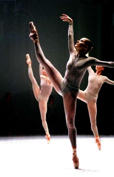 William Forsythe 's ballet