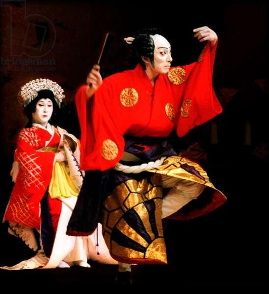 Kabuki stagecraft