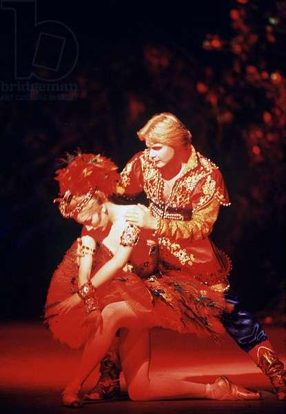 Kirov ballet production of