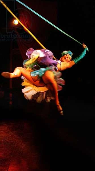 'Lady Salsa' Cuban dance