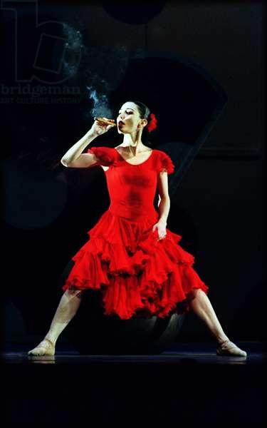 Tamara Rojo as Carmen