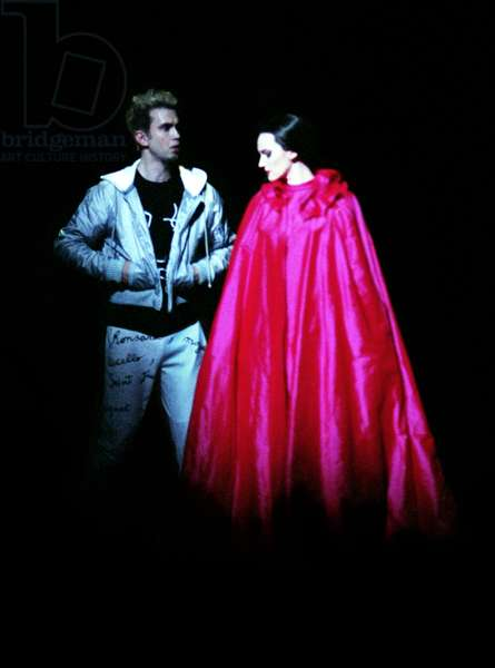 Philip Glass Opera Based on Jean Cocteau'S  Film of The Orpheus Myth Updated to 1950'S Paris  Opening at The Coliseum for Eno Anthony Gregory - Cegeste Jennifer France - The Princess (photo)