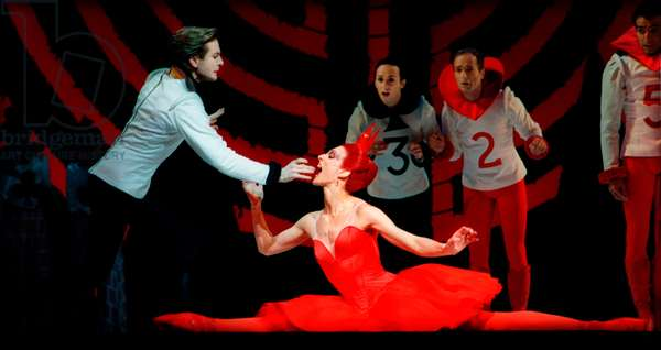 Alice's Adventures in Wonderland by The Royal Ballet