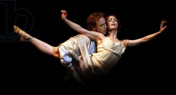 Tamara Rojo as Isadora Duncan