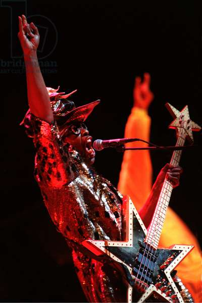 Bootsy Collins in concert