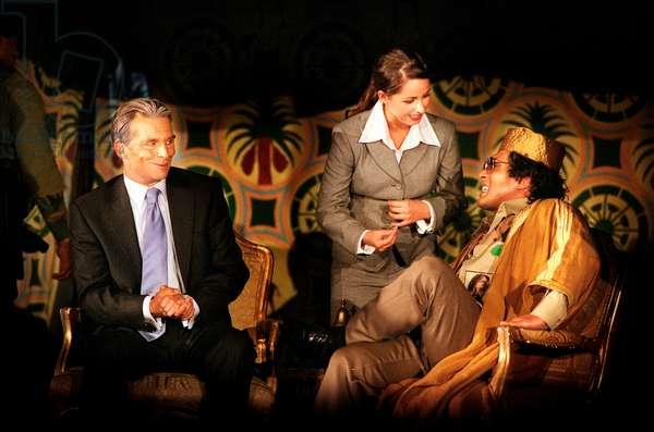 'Gaddafi : A Living