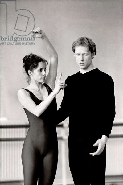 Darcey Bussell and Igor