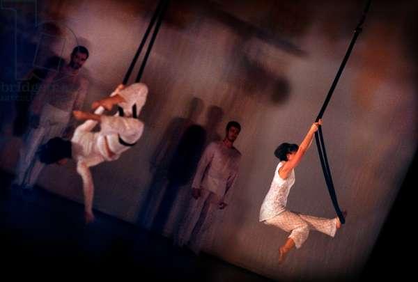 Phoenix Dance Theatre in Sharon Watson's 'Melt'.